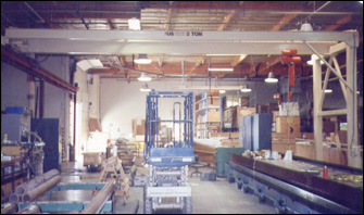 Gantry Cranes available at US Crane and Hoist, Inc.